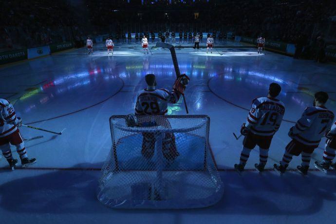 Ncaa Hockey Tournament Bracket 2016 Full List Of 16 Teams Unveiled
