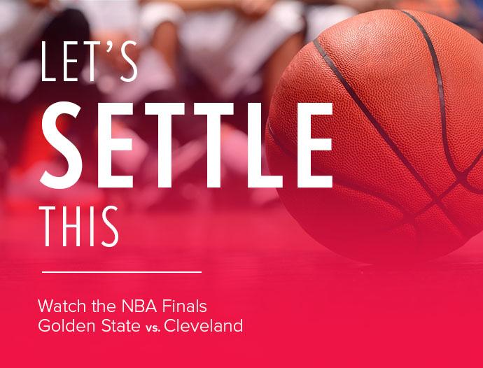 NBA Finals on DISH