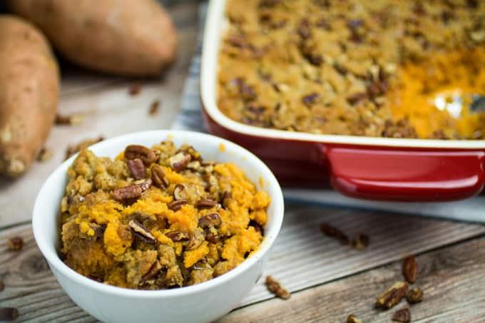 Easy Sweet Potato Casserole Recipe-9
