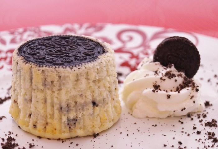 Mini Oreo Cheesecakes Recipe Dishin With Di Cooking Show