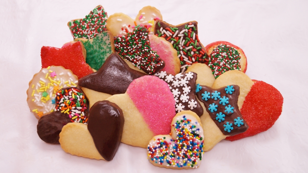 Shortbread Cookies Dishin With Di Cooking Show