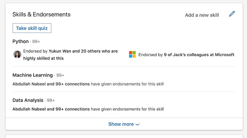 LinkedIn教學