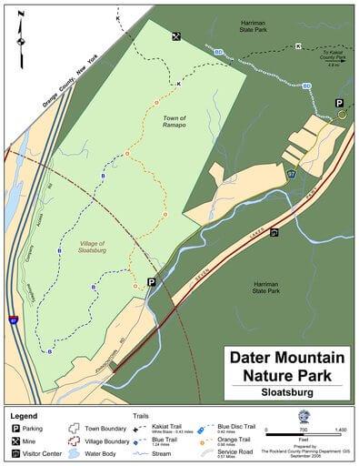 Dater Mountain Nature Park
