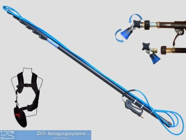 Funktionslanzen-Teleskoplanze-Carbon