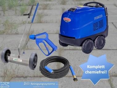 Thermische-Unkrautbekämpfung-Heißwasser-Weeddevil-Dampfstrahler-PH2000