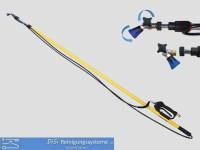 Funtionslanzen-Hochdruck-Teleskoplanze
