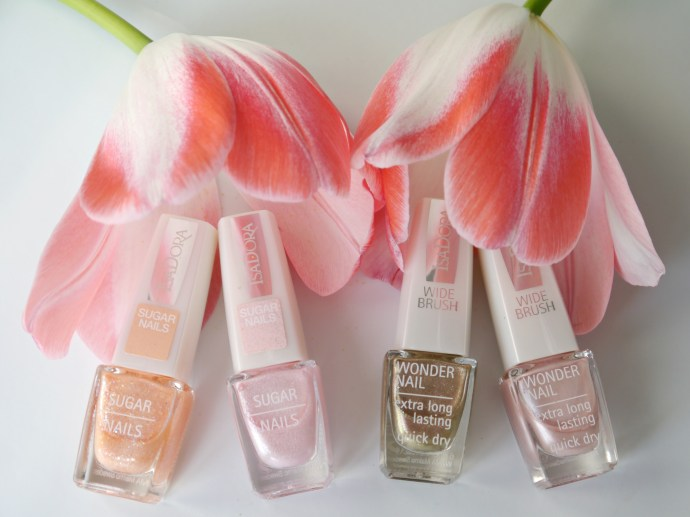 ray-of-light-isadora-spring-2014-makeup-collection-nails-pastel