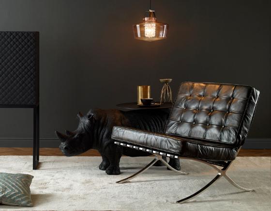 hanging chair egg office vinyl fåtöljer - dis inredning – design & stockholm