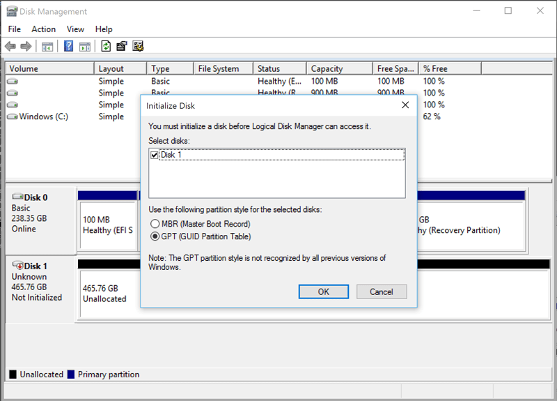 6 Confirmed Solutions To External Hard Drive Not Initialized