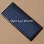 1$ Poly-crystalline solar panel