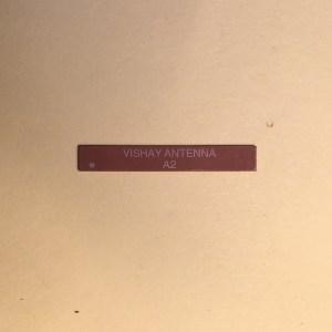Vishay A2 antenna