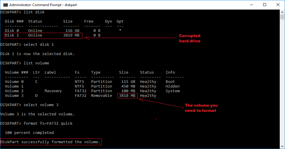 Guide: How to Fix a Corrupted Hard Drive Fast  DiskInternals