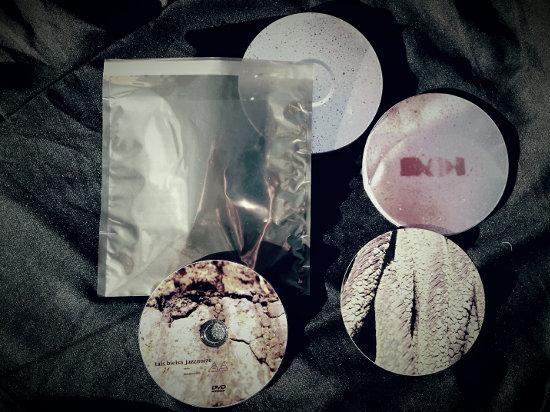 JAZZNOIZE/BIELSA, TAIS - OXIDO(DVD-R (ED. LIM.))