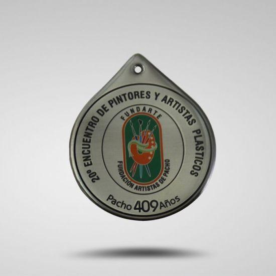 Medallas en bogota Encuentro de pintores y artistas plasticos