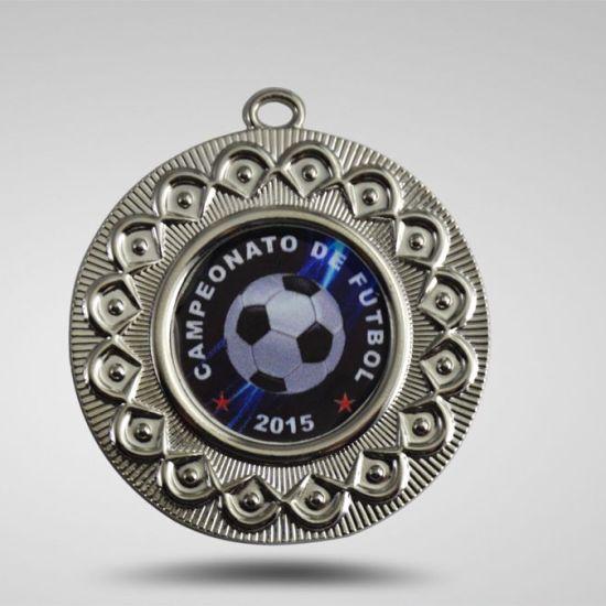 Medallas en bogota Campeonato de Futbol