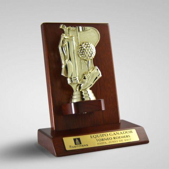 Trofeos en Bogotá