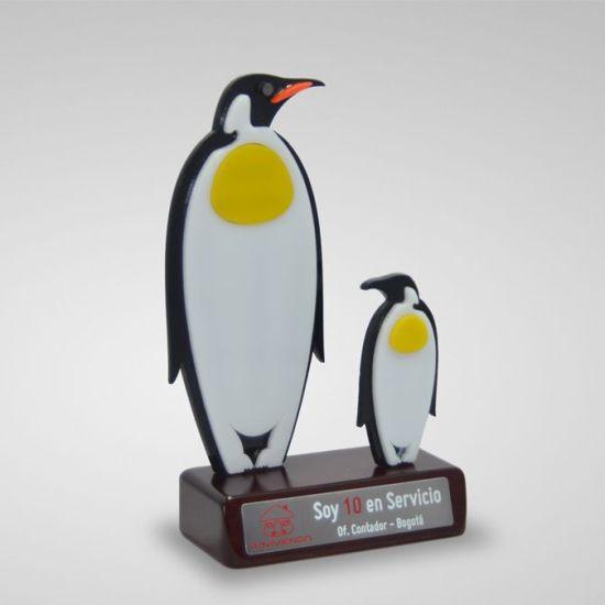 trofeos en bogota Pinguinos