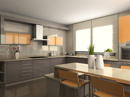 Diseno cocinas integrales  Dismagar Acabados Arquitectnicos