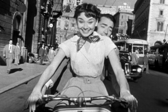 Fashion Tips for the Common Princess: Audrey Hepburn in Roman Holiday