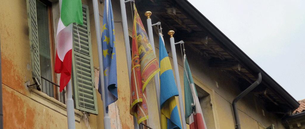 bandiere verona veneto italia europa