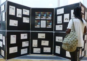 mostra 1000 piccoli sguardi piccolo missionario biblioteca civica verona