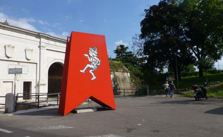 insegna festival tocati giochi di strada verona