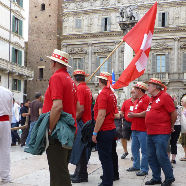 sfilata cerimonia apertura tocatì 2012 verona