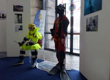 mostra Quarant'anni per la subacquea 1972-2012 Gran Guardia Verona