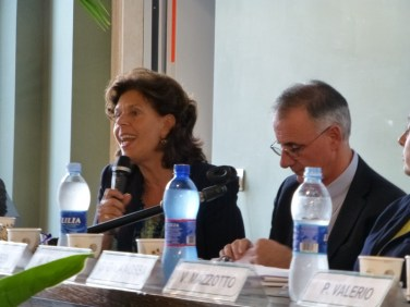 Conferenza Stampa della VIII^ ed. di ArtVerona - Sala Farinati della Biblioteca Civica di Verona