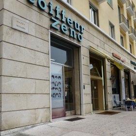 entrata negozio scheda accessibilità coiffeur zeno verona piazza nogara