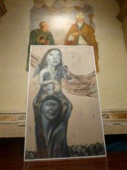 mostra di pittura cubana chiesa santa maria in chiavica verona centro