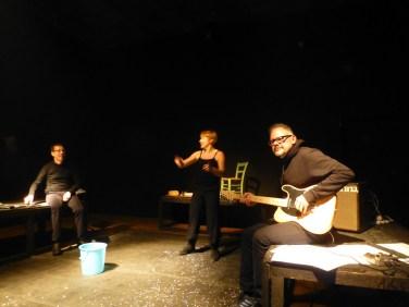 Il cor non si spaura, Teatro Laboratorio - Margherita Sciarretta, Mauro Marchesi, Enrico Breanza