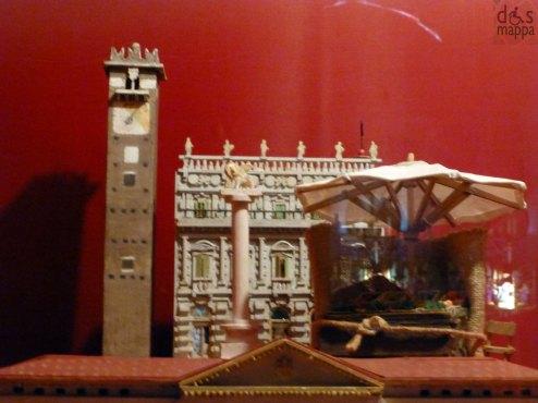 Verona in miniatura di Walter Zerbato alla Mostra Internazionale del Presepe all'Arena di Verona