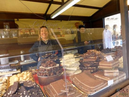 bancarella cioccolato artigianale