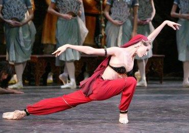 la bayadere balletto bolshoi teatro ristori verona