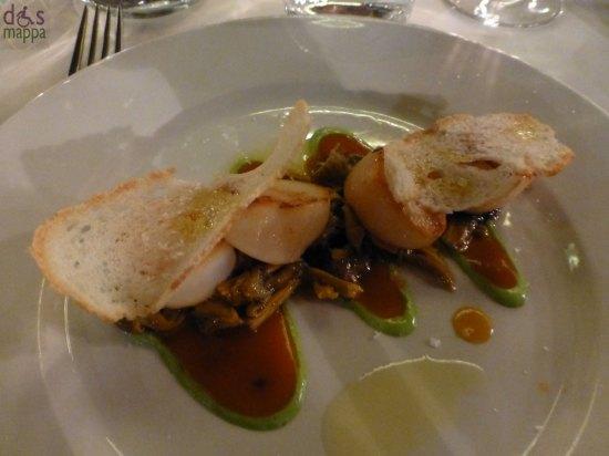 capesante mazzancolla osteria ponte pietra ristorante verona