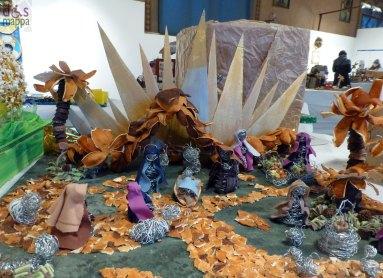 Arance e noci - Mostra concorso dei presepi con materiali riciclati a Palazzo della Ragione Verona