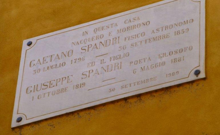 verona-via-mazzini-targa-gaetano-giuseppe-spandri