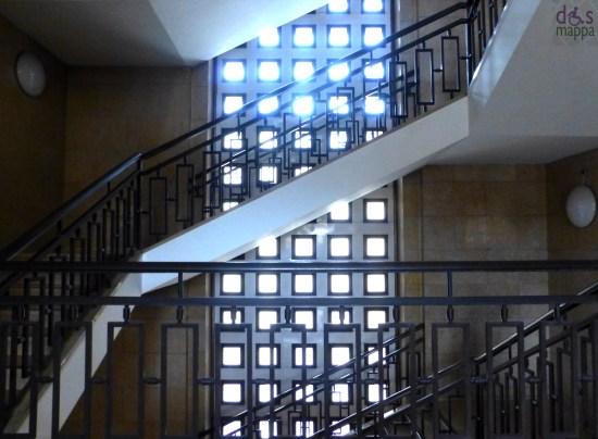 scale e finestre del comune di verona