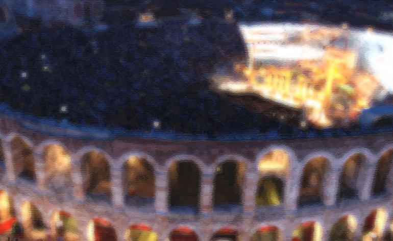 arena di verona aida centenario areniano 100 giorni
