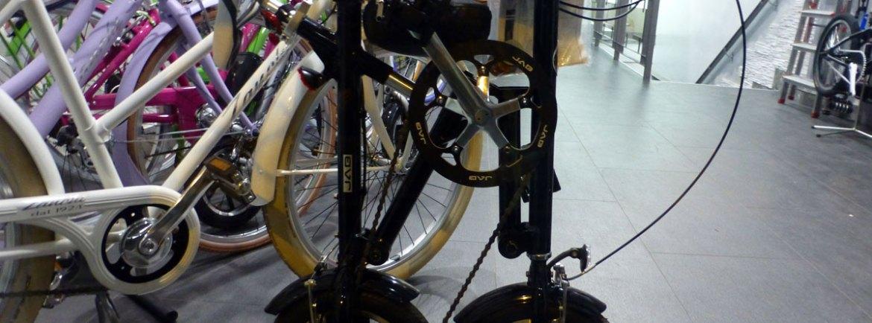 bicicletta pieghevole verona