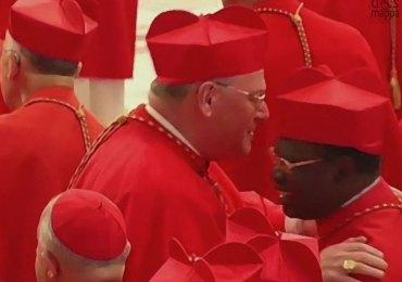 cardinali per il conclave nuovo papa