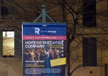 manifesto hofesh shechter company danza verona teatro ristori