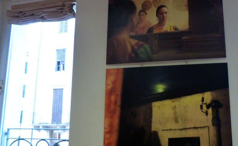 """Mostra """"Femmes Tunisiennes au miroir"""" a verona"""