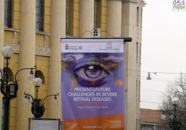 verona, manifesto convegno Present and Future Challenges in Severe Retinal Diseases