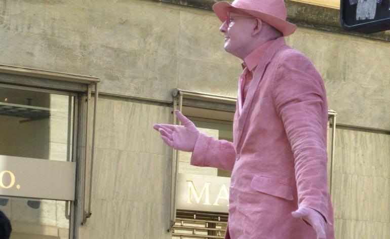 mimo tutto in rosa a verona