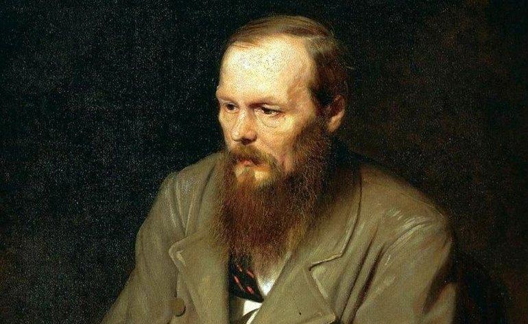 ritratto di Fëdor Dostoevskij