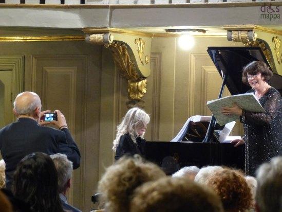 foto al concerto in sala maffeiana
