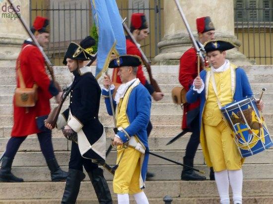 Pasque Veronesi rievocazione della battaglia fra austro-veneti e veronesi da una parte e rivoluzionari francesi dall'altra parte, avvenuta il 17 aprile 1797
