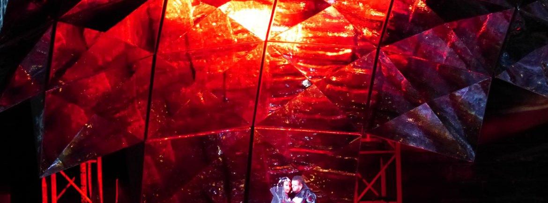 Prima all'Arena di Verona Aida 14 June 2013 - at 21:15 - Arena Opera in 4 acts by Giuseppe Verdi Libretto by Antonio Ghislanzoni Conductor Omer Meir Wellber Directed by Carlus Padrissa e Alex Ollé / La Fura dels Baus Set Roland Olbeter Assistant Director / Choreographer Valentina Carrasco Costumes Chu Uroz Lighting designer Paolo Mazzon INTERPRETERS The King Roberto Tagliavini Amneris Giovanna Casolla Aida Hui He Radames Fabio Sartori Ramfis Adrian Sampetrean Amonasro Ambrogio Maestri High Priestess Elena Rossi A messenger Carlo Bosi